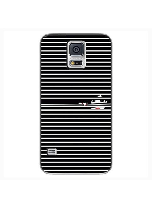 People's Cover Samsung S5 Kabartmalı Kapak Renkli